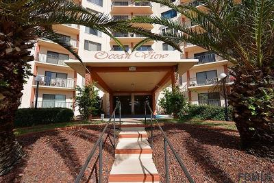 Flagler Beach Condo/Townhouse For Sale: 3600 S Ocean Shore Blvd #220