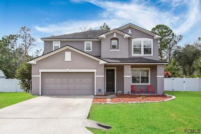 Seminole Woods Single Family Home For Sale: 32 Sentinel Trail