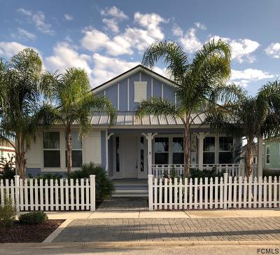 Palm Coast Single Family Home For Sale: 9 Smiling Fish Lane