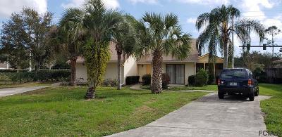 Palm Coast FL Multi Family Home For Sale: $239,900