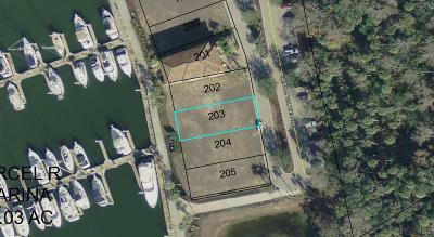 Harbor Village Marina/Yacht Harbor Residential Lots & Land For Sale: 140 Harbor Village Pt S