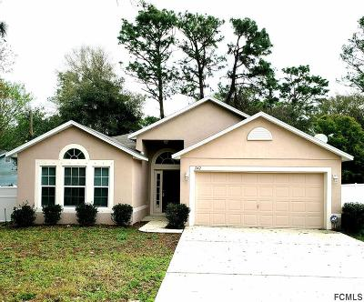 St Augustine Single Family Home For Sale: 242 Osprey Marsh Ln