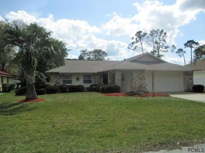 Palm Coast Single Family Home For Sale: 88 Westchester Ln