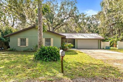 Palm Coast Single Family Home For Sale: 10 Dawson Drive