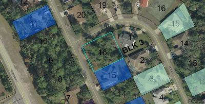 Pine Grove Residential Lots & Land For Sale: 16 Farver Lane