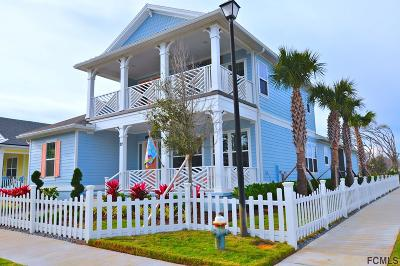 Palm Coast Single Family Home For Sale: 22 Laughing Gull Lane