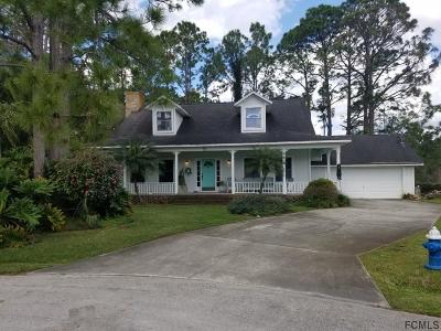 Matanzas Woods Single Family Home For Sale: 21 Lake Success Pl