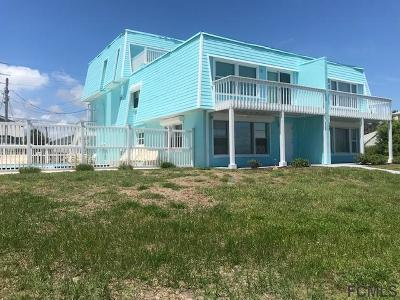 Flagler Beach Condo/Townhouse For Sale: 2672 S Ocean Shore Blvd #A0102