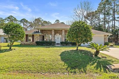 Palm Coast Single Family Home For Sale: 86 Beacon Mill Ln