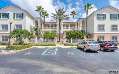 Flagler Beach Condo/Townhouse For Sale: 100 Marina Bay Drive #201
