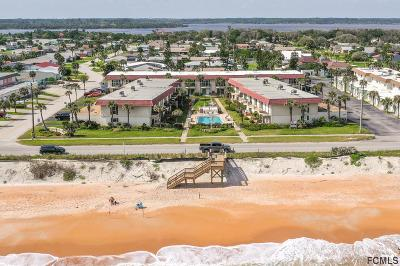 Ormond Beach Condo/Townhouse For Sale: 2810 Ocean Shore Blvd #130