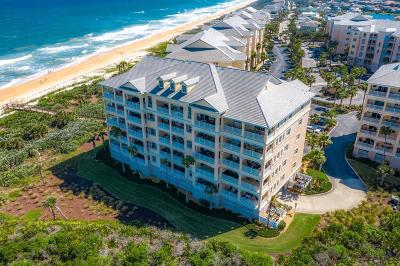 Ocean Hammock Condo/Townhouse For Sale: 500 Cinnamon Beach Way #451