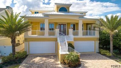 Flagler Beach Single Family Home For Sale: 2530 Lakeshore Dr