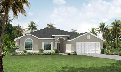 Palm Coast Single Family Home For Sale: 9 Port Royal Drive