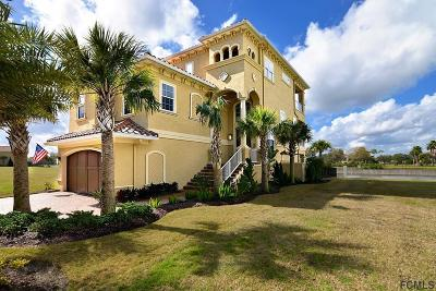 Palm Coast Single Family Home For Sale: 274 Harbor Village Pt