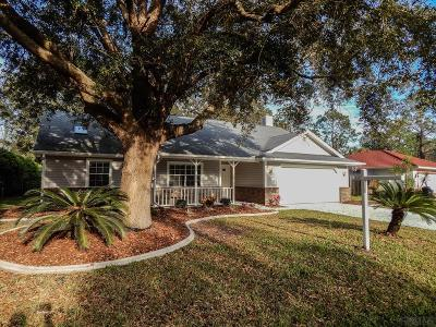 Pine Lakes Single Family Home For Sale: 104 White Hall Dr