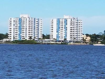 Daytona Beach Condo/Townhouse For Sale: 935 N Halifax Avenue #604