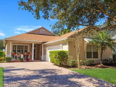 Daytona Beach Single Family Home For Sale: 2 Arika At Lionspaw