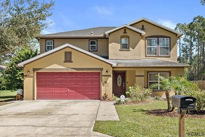Seminole Woods Single Family Home For Sale: 6 Uthorne Place