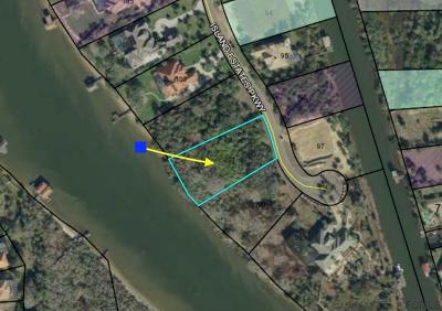 Island Estates Residential Lots & Land For Sale: 186 Island Estates Pkwy