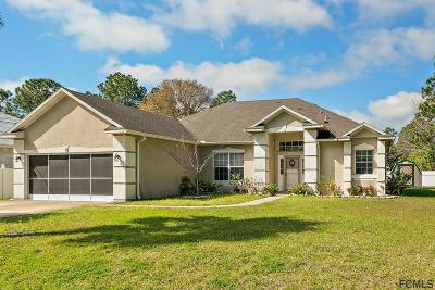 Seminole Woods Single Family Home For Sale: 50 Sedgwick Trl
