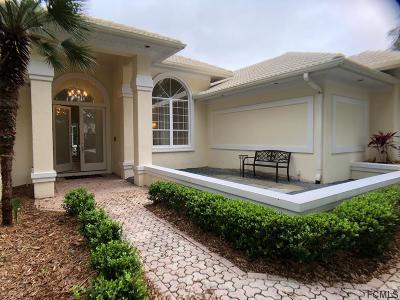 Hammock Dunes Single Family Home For Sale: 7 Via Verona