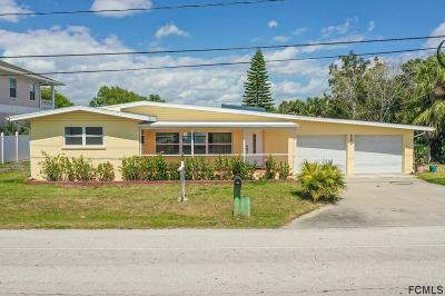Flagler Beach Single Family Home For Sale: 504 Moody Ln