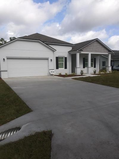 Single Family Home For Sale: 5 Flagler Place