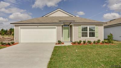 Bunnell Single Family Home For Sale: 138 Golf View Court