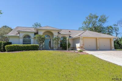 Palm Coast Single Family Home For Sale: 4 Woodfair Place
