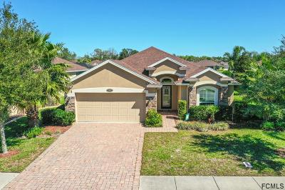 Palm Coast Single Family Home For Sale: 46 Arrowhead Dr