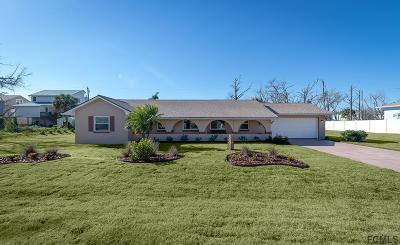 Palm Coast Single Family Home For Sale: 18 Atlantic Dr