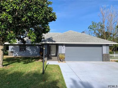 Palm Coast Single Family Home For Sale: 1 Cool Water Court