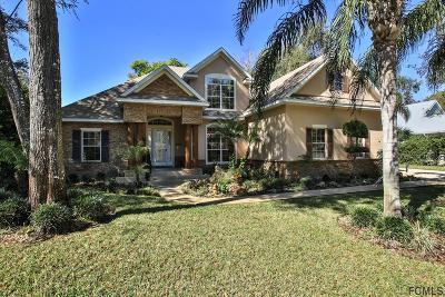 Flagler Beach Single Family Home For Sale: 3 Hickory Ln