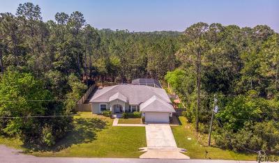 Quail Hollow Single Family Home For Sale: 16 Zinnia Court