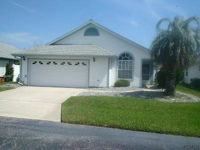 Palm Coast Single Family Home For Sale: 15 Bedford Dr