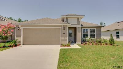 Palm Coast Single Family Home For Sale: 147 S Hummingbird Place