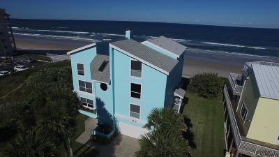 New Smyrna Beach Single Family Home For Sale: 5579 S Atlantic Ave