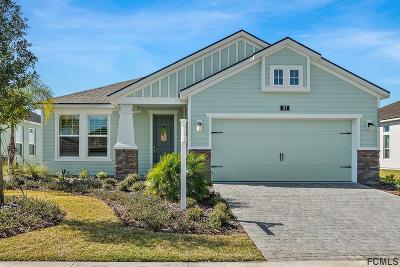 Daytona Beach Single Family Home For Sale: 117 Azure Mist Way