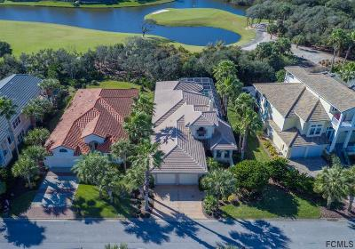 Palm Coast Single Family Home For Sale: 14 Sandpiper Ln