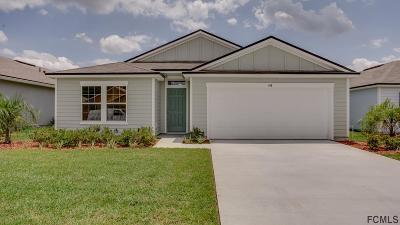 Bunnell Single Family Home For Sale: 143 Golf View Court