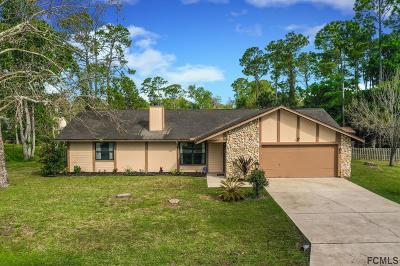 Palm Harbor Single Family Home For Sale: 85 Fleetwood Drive