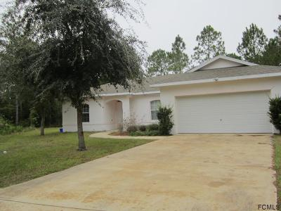 Seminole Woods Single Family Home For Sale: 13 Seabury Pl