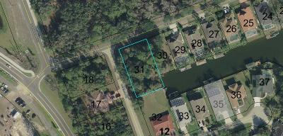 Palm Harbor Residential Lots & Land For Sale: 32 Clementon Lane