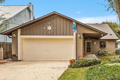 Flagler Beach FL Single Family Home For Sale: $424,900