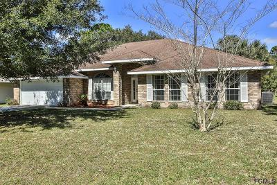 Seminole Woods Single Family Home For Sale: 13 Seamaiden Path