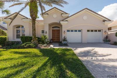 Palm Coast Single Family Home For Sale: 7 Montilla Place