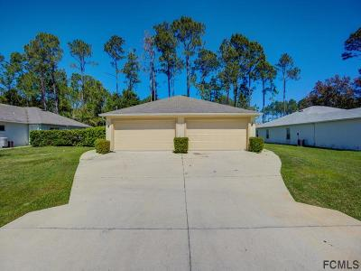 Palm Coast Multi Family Home For Sale: 35 Bunker View Drive