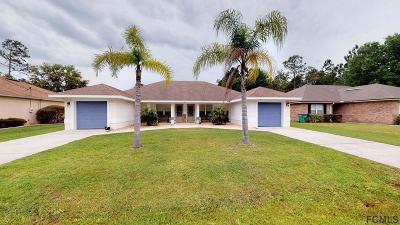 Palm Coast Multi Family Home For Sale: 32 Rosecroft Lane