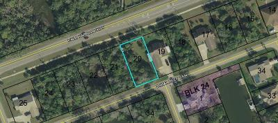 Palm Harbor Residential Lots & Land For Sale: 200 Coral Reef Ct N